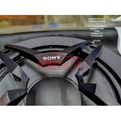 SONY SPEAKER SYSTEM XS FB1621
