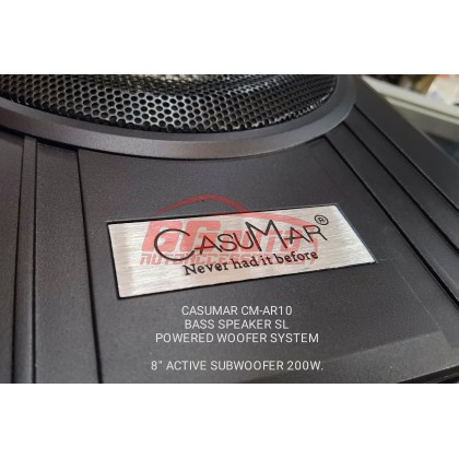 CASUMAR CM _ AR10 BASS SPEAKER